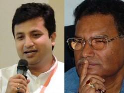 Congress Leaders Shankar Singh Arindam Bhattacharya Join Tmc