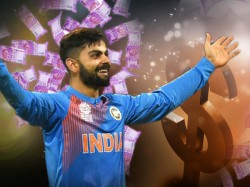 Kohli Shines Forbes Richest Player List