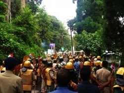 Hill Strike Now Turns Into General Strike Nature