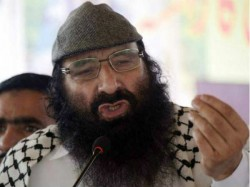 Blow Pakistan Usa Designates Hizbul Chief Salahuddin As Global Terrorist