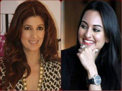Peacocks Sex Theory Has Twinkle Khanna Sonakshi Sinha Laughing Out Loud