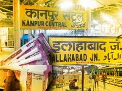 Pay Minimum 200 Crore Take Lease Kanpur Station