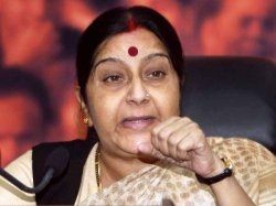 Indian Embassy Will Help On Mars Too Sushma Swaraj S Jovial Message On Twitter