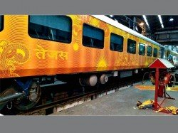 New Interiors Improved Seating Bio Toilets Railways Refurbish 40000 Coaches At A Cost Of Rs 8 000cr