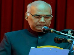From Counting Announcement The Way Ram Nath Kovind Becomes The President Of India