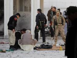 Powerful Blast Rocks Lahore City Atleast 25 Dead