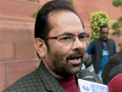 Vande Matram Has Nothing Do With Nationalism Clarifies Naqvi