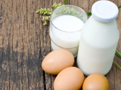 No More Fear Egg Milk Combo Says Experts