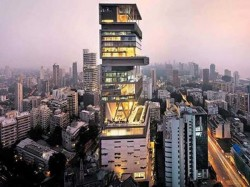 Facts About Antilia The Mukesh Ambani Residence That Will Surprise You