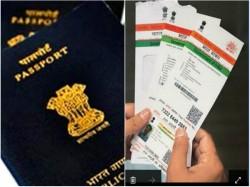 Get Passport Within 10 Days With The Help Aadhaar