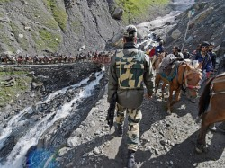 Amarnath Attack Victims Be Airlifted Delhi Yatra Continue