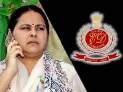 Lalus Daughter Misas Home Delhi Raided Ed Corruption Case