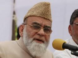 Controversy Over Shahi Imam S Letter Nawaz Sharif