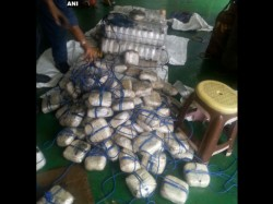 Brother Captain Gujarat Vessel Carrying 1 500 Kg Heroin Detained In Kolkata