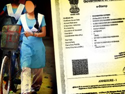 Kerala Girl Produces Death Certificate Identity Verification