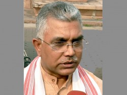 Dilip Ghosh Demands President S Rule West Bengal