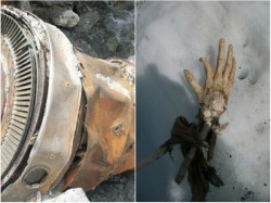 Remains Passengers Air India Crash Found The French Alps After 50 Years
