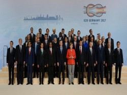 G 20 Leaders Reiterate Commitment Fight Terrorism Its Funding