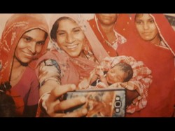 Gst Impact Rajasthan Woman Names Baby Born On June 30 Midnight Gst