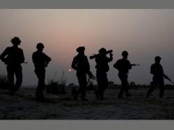 Pakistan Violates Ceasefire Jammu Kashmir S Rajouri One Jawan Martyred