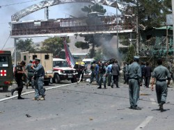 Suicide Bomb Hits Kabul More Than 20 Killed