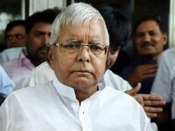 Cbi Files Corruption Case Against Lalu His Associates