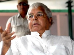 No Question Destabilizing Government Says Lalu