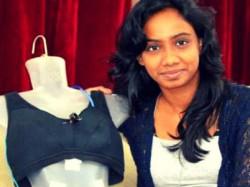Indian Scientist Manisha Mohan At Mit Creates Wearable Sensor To Stop Rape