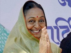 State Congress Proposes The Name Meira Kumar As Rajya Sabha Candidate