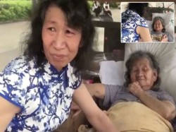 Chinese Man Dresses Up As Dead Sister 20 Years His Mentally Ill Mother