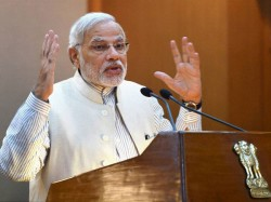 Tough Action Against Those Helping Hide Black Money Says Pm