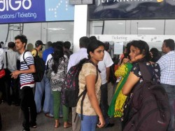 Indians Want Check With Brooms Bed Global Flights