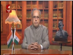 Tolerance Is The Soul Country Says President Pranab Mukherjee In Farewell Speech