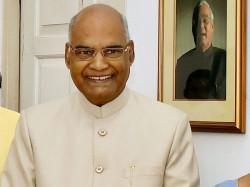 President Elect Ram Nath Kovind S First Press Statement After Win
