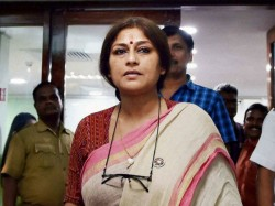 Roopa Ganguli Returns Without Meeting With Raped Tribal Women In Raiganj