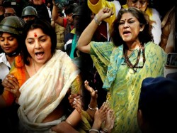 Roopa Ganguly Locket Chatterjee Is Arrested From Bjp S Basirhat Campaign