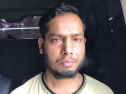 Main Accused Khagragarh Blast Nasirullah Is Arrested From Bangladesh