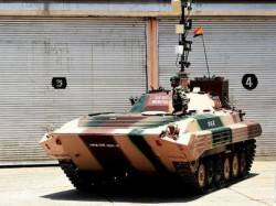 India S First Unmanned Tank Muntra Is Designed Drdo Soldiers