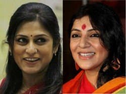 Locket Chatterjee Being Replaced Roopa Ganguly Mahila Morcha