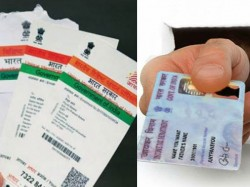 New Form Linking Aadhar With Pan Income Tax Department