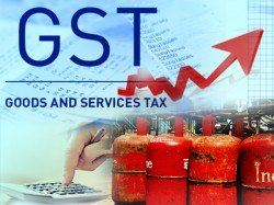 Impact Gst On Gas Cylinder As It Increases About 30 Rupees