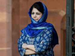 Bjp Unhappy Over Mehbooba Muftis Remarks On Article 35a