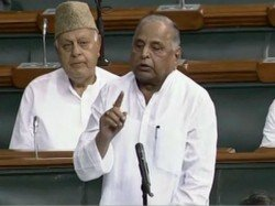 China Is Our Enemy Not Pakistan Says Mulayam Singh Yadav