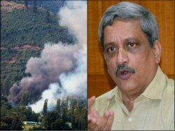 Planned Surgical Strikes On Pok 15 Months Before Manohar Parrikar