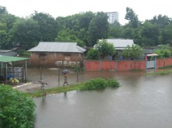 Torrential Rain Alert On Independence Day West Bengal