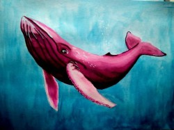 Blue Whale Challenge Is Contered Pink Whale Challenge