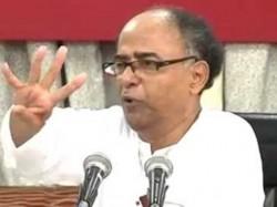 Cpm Leader Goutam Dev Gets Cid Notice Saying Hate Speech Against Chief Minister