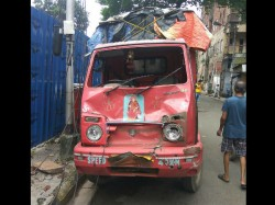 Hand Amputed Sobhabazar Road Accident 7 Injured