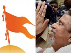 There Is Speculation Over Mukul Roy Rss Meet