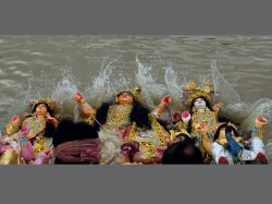 Durga Immersion Will Not Be Held On The Day Muharram
